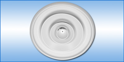 Anemostat C 27 Adjustable Discharge Diffuser With
