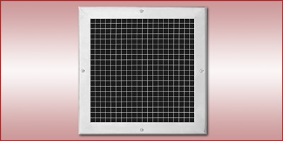 Anemostat Grid Core Stainless Steel Returns
